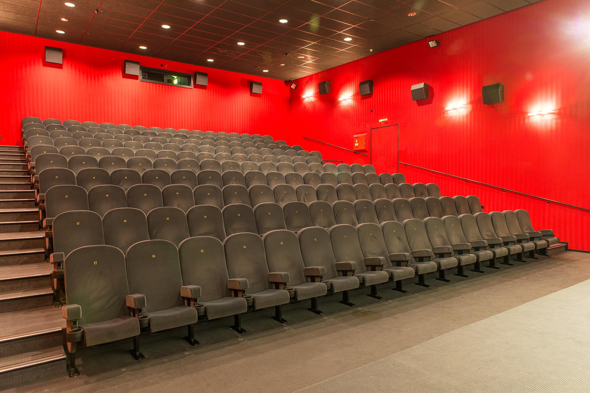 Kino 1 mit 170 Plätzen