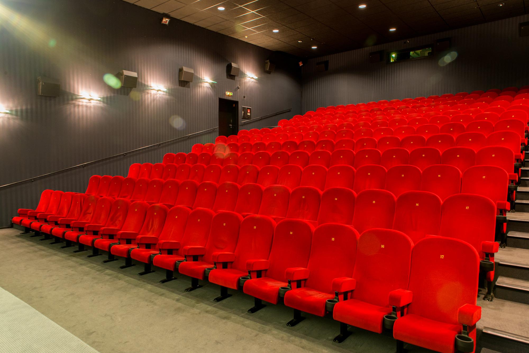 Kino 2 mit 202 Plätzen