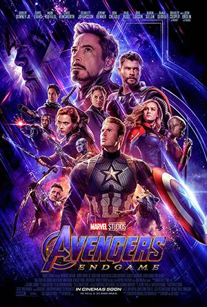 AvengersEndgame-Plakat-300