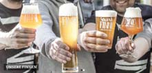 Neu im Achteinhalb: FINNE Bio Craft Beer aus Münster